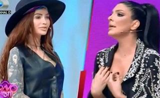 Andreea Tonciu, cel mai dur atac la adresa colegei sale de emisiune, Maria Ilioiu