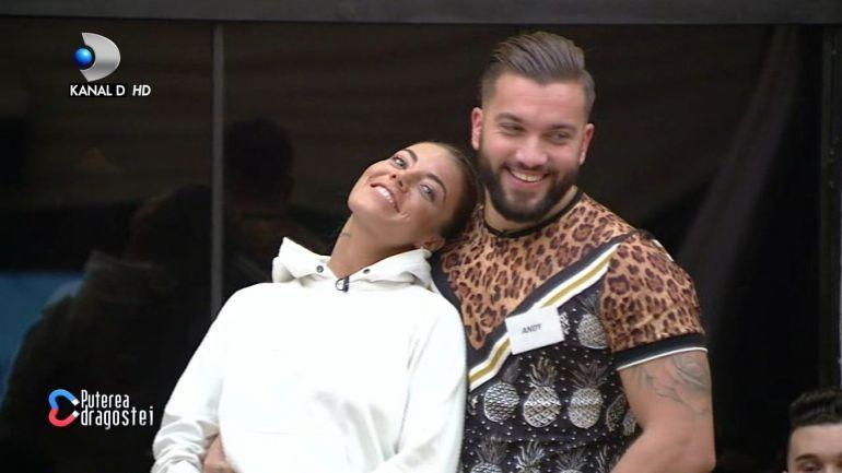 Scandal la Puterea Dragostei! Roxana îl face praf pe Andy, după ce a târât-o în scandalul videoclipului lui Dani Mocanu. Manelistul riscă închisoarea pentru discriminare | EXCLUSIV