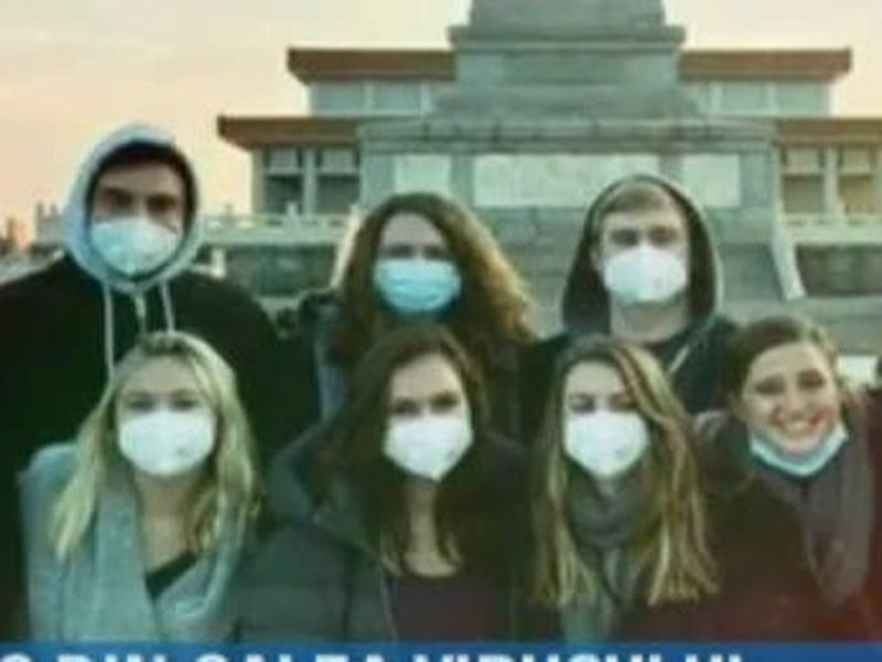 Românii se întorc din China, îngroziți de coronavirus