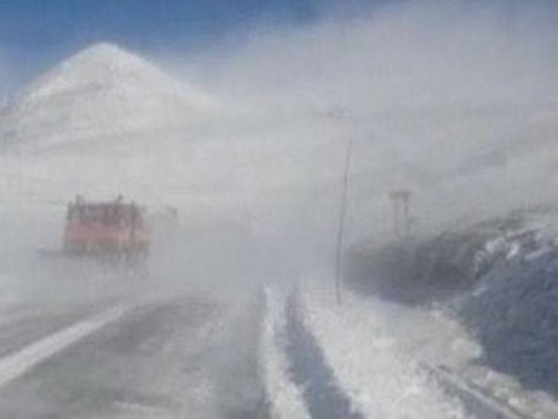 A nins abundent la munte, dar vremea se va schimba radical