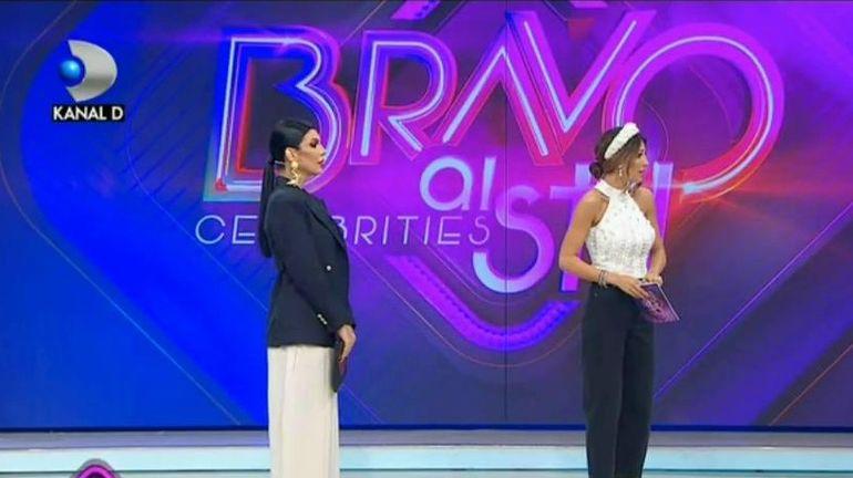 """Andreea Tonciu, supărată pe toate colegele de la """"Bravo, ai stil! Celebrities!"""": """"Colegele mele cântă manele la machiaj și..."""""""