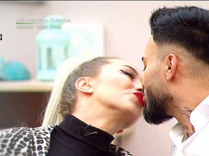 Puterea dragostei 01 februarie. Ligi și Jador, sărut în emisiune! Ella părăsește emisiunea în lacrimi: