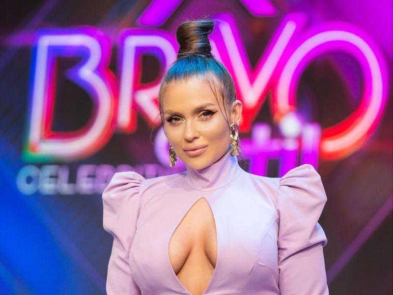 """Oana Radu este nouă concurentă de la """"Bravo, ai stil! Celebrities"""". Maria Ilioiu a fost eliminată, în ediția de sâmbătă a show-ului"""
