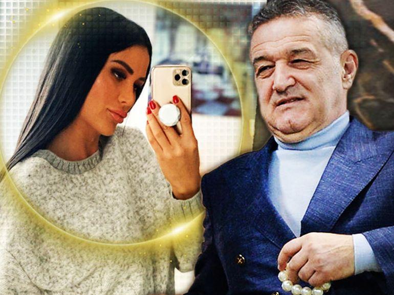 "Gigi Becali, despre Daniela Crudu ""Probabil îi place și violența"" Milionarul a avut discuții cu vedeta pe vremea când aceasta se iubea cu Mihai Costea"