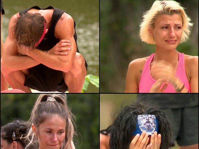 Concurenții de la Survivor România au izbucnit în lacrimi