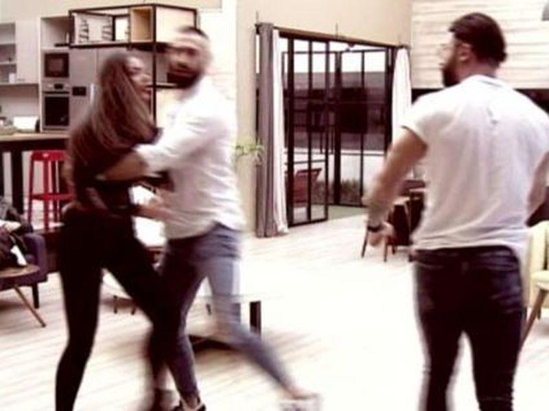 Puterea dragostei 13 februarie. Primele imagini cu bătaia dintre Roxana și Turcu! S-au despărțit, iar concurent îi aruncă acuzații grave: