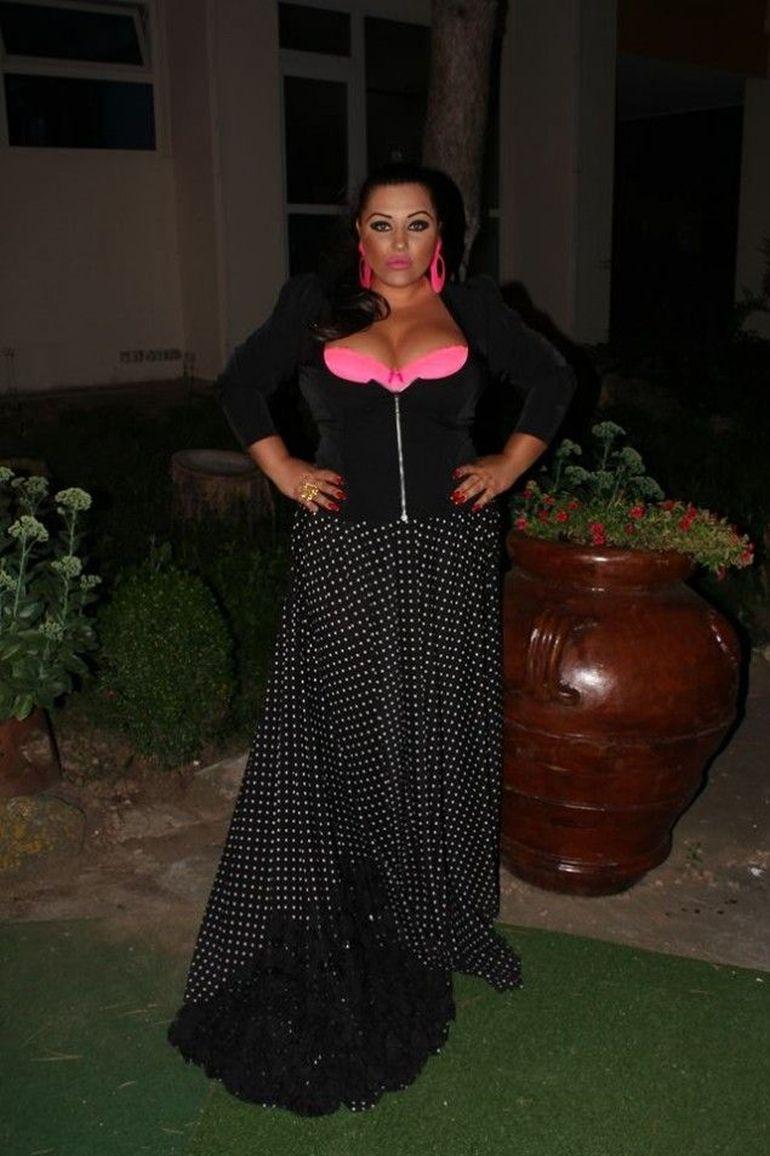 Cum arăta Bianca Rus înainte de a-și tăia burta! Avea 120 kg, acum are doar 50 kg! Ce regim de viață are