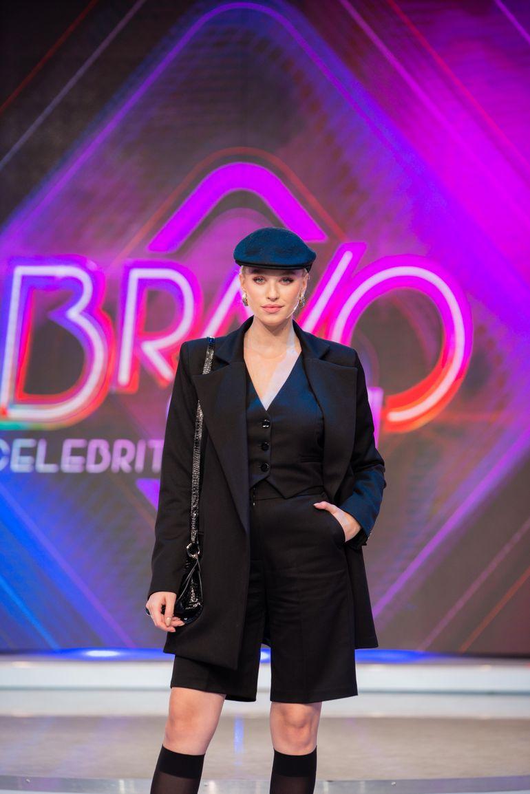 """Cum arată Gina Chirilă în ultimul trimestru de sarcină! Câte kilograme a luat concurenta de la """"Bravo, ai stil! Celebrities"""""""