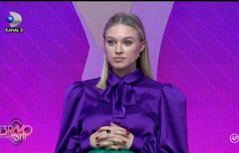 Andreea Tonciu a taxat-o dur pe Gina Chirilă la Bravo, ai stil: