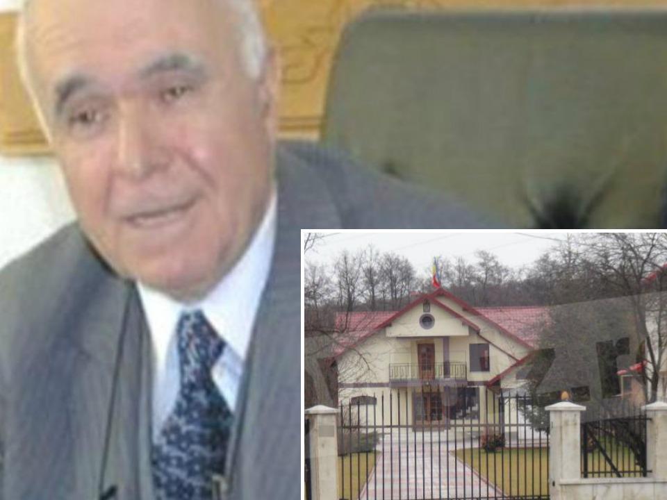 În ce casă trăiește bărbatul cu cea mai mare pensie din România?