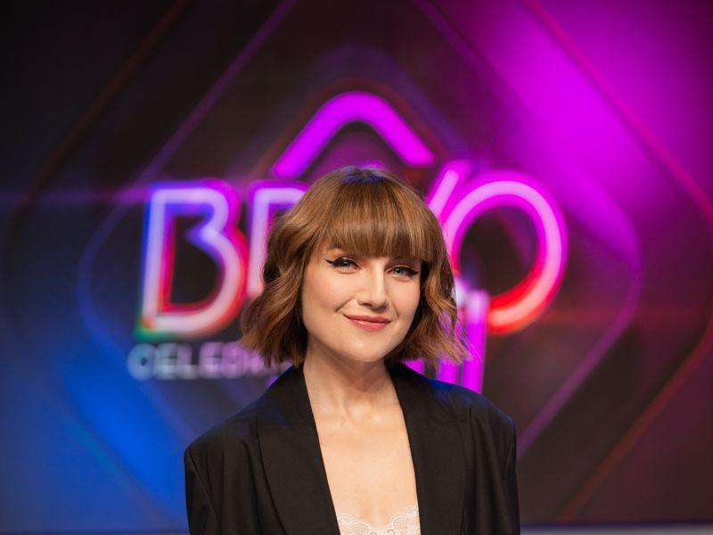 """Alexandra Ungureanu se alătură  """"Bravo, ai stil! Celebrities"""""""