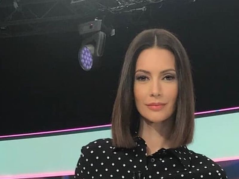 Andreea Bereclanu nu va mai prezenta știrile