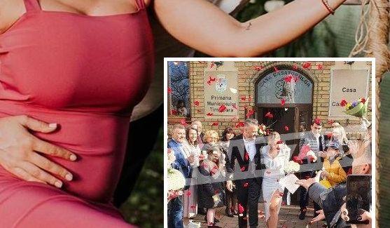 BOMBĂ în showbizul românesc! S-au căsătorit acum, în mare secret, după ce a pierdut sarcina