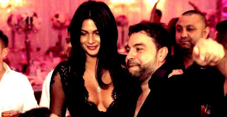 Florin Salam, show total la împăcarea cu Roxana Dobre! Cum a chefuit manelistul sub privirile brunetei VIDEO