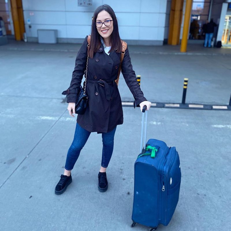 Raluca Munte s-a întors la Istanbul