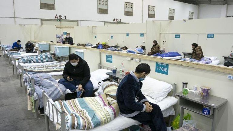 Pacienții chinezi externați după ce s-au vindecat de coronavirus au fost testați pozitiv din nou