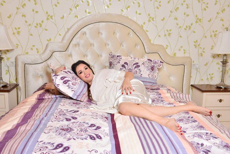 Oana Roman a pozat în lenjerie intimă de mătase! E cea mai îndrăzneață imagine după ce a slăbit!
