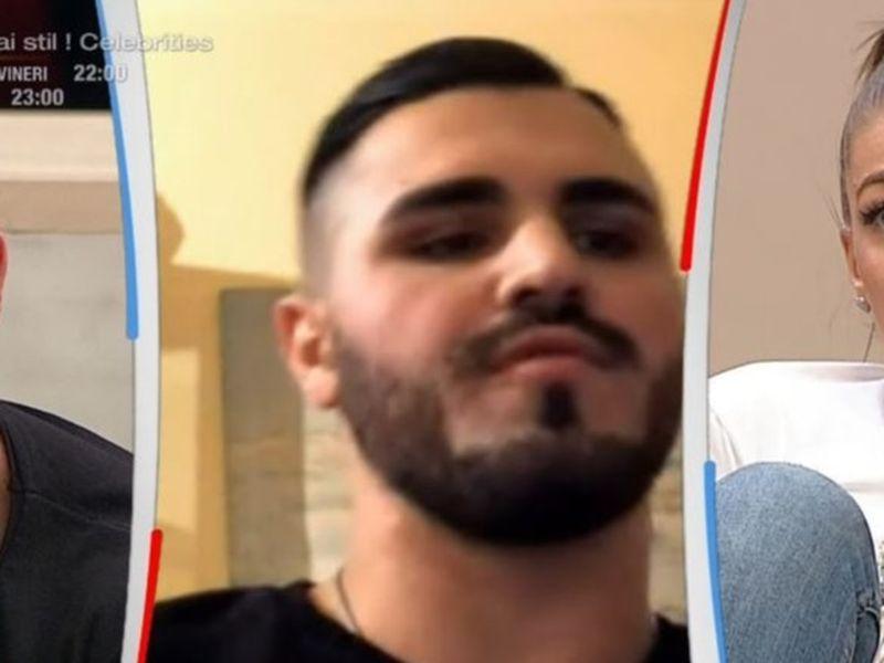 Fratele lui Sergio vorbește despre relația cu Roxana