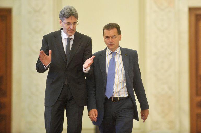 Pe Ludovic Orban îl cunoaște o țară întreagă, dar puțini știu cum arată și cu ce se ocupă fratele premierului interimar, Leonard Orban!