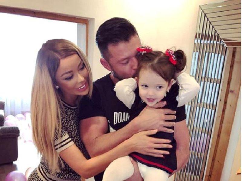Bianca Drăgușanu, seară în familie! A petrecut alături de Victor Slav și Sofia