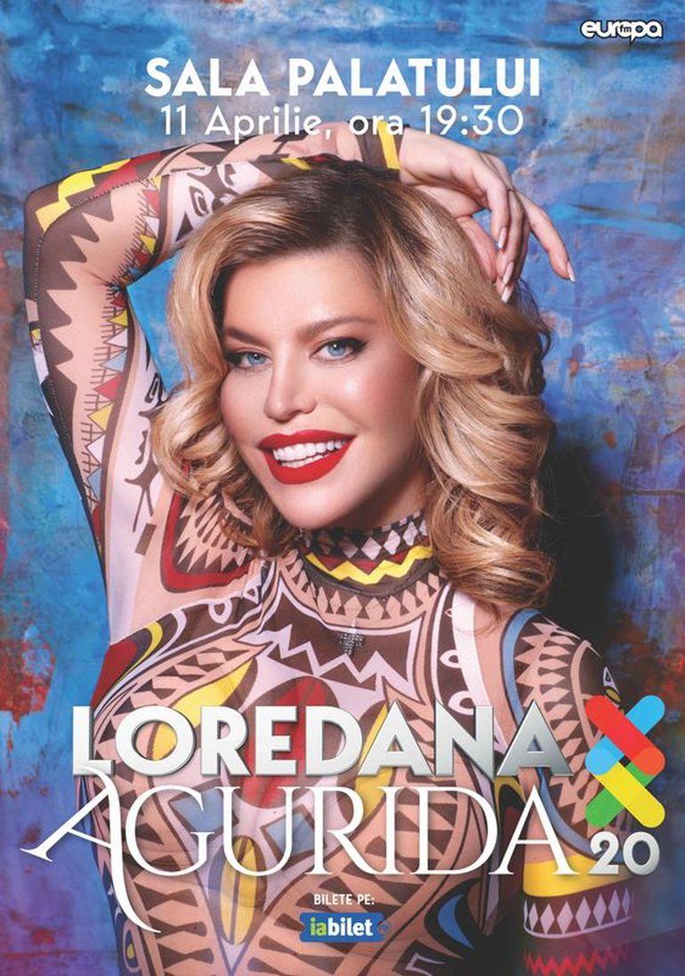 În plină epidemie, Loredana vinde încă bilete pentru concertul din 11 aprilie! Show-ul ar urma să aibă loc la Sala Palatului