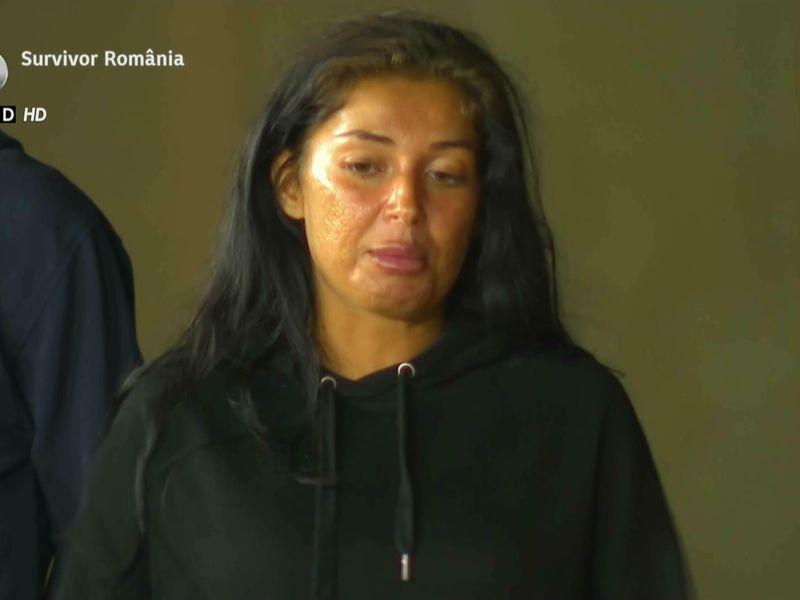 Elena Ionescu a căzut din picioare la Survivor! Artista a fost transportată direct la Urgențe