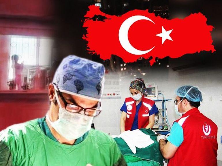 Aplauze în Turcia pentru cadrele medicale care se luptă în aceste zile cu noul coronavirus. Un exemplu de apreciere și solidaritate!