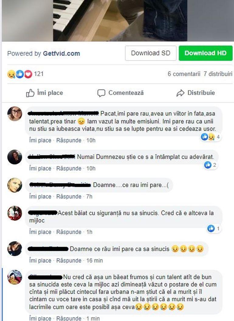"""Mesaje șocante după ce artistul Cătălin Caragea a fost găsit strangulat! """"Nu s-a sinucis"""""""