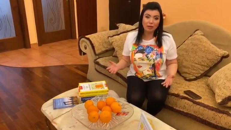 Adriana Bahmuțeanu, de coronavirus, aerobic în pantaloni mulați! Cum învinge vedeta plicitseala în carantină