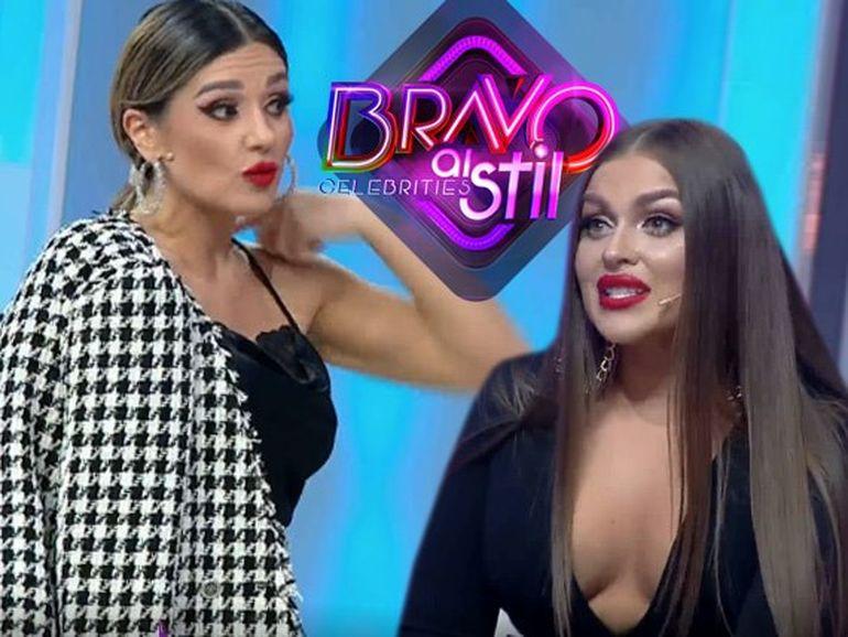 """Oana Radu o amenință pe Bianca Rus că o dă în judecată, după ce a acuzat-o că a slăbit prin operație la stomac! """"Fata mea, tu nu te poți opri din mâncat piftie"""""""