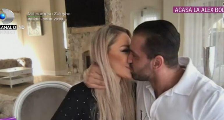 """Alex Bodi și Bianca Drăgușanu au anunțat că s-au împăcat, în direct: """"Urmează să mă ceară din nou în căsătorie"""""""