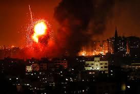 RĂZBOI! Atac puternic lansat de Israel. Asta mai lipsea în plină pandemie..