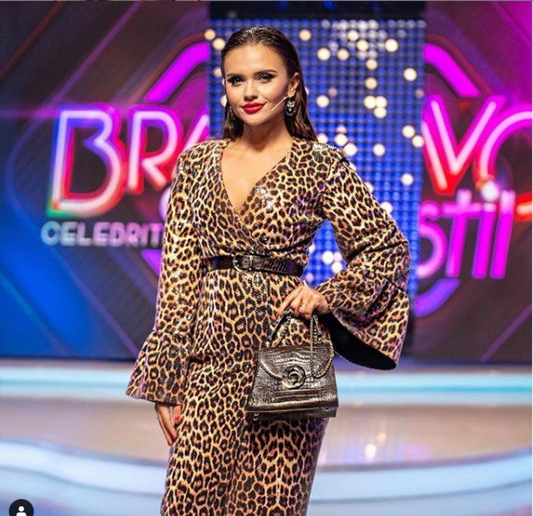Cristina Șișcanu îi ia la rost pe jurații de la Bravo, ai Stil! -