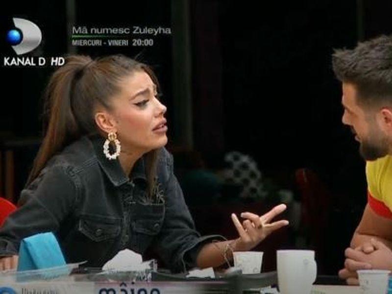 Roxana s-a întors la Puterea Dragostei pentru Turcu