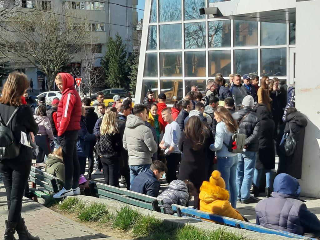 Orașul din România în care oamenii nu respectă Ordonanțele Miliare