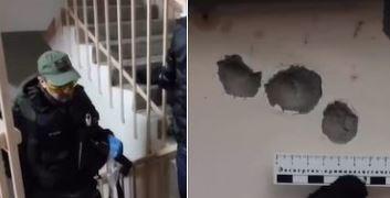 Un tânăr aflat în carantină și-a executat patru vecini, trei băieți și o fată - Masacrul s-a produs dintr-un motiv incredibil
