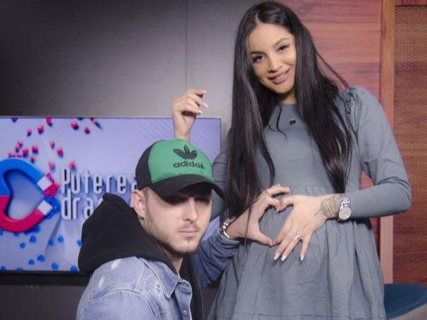 Prima poză cu Dominic, după ce Simina a născut!Surpriză, cu cine seamănă bebelușul
