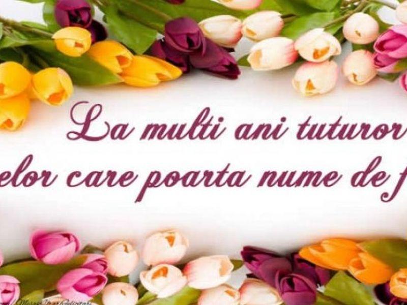 Mesaje și urări pentru români de Florii