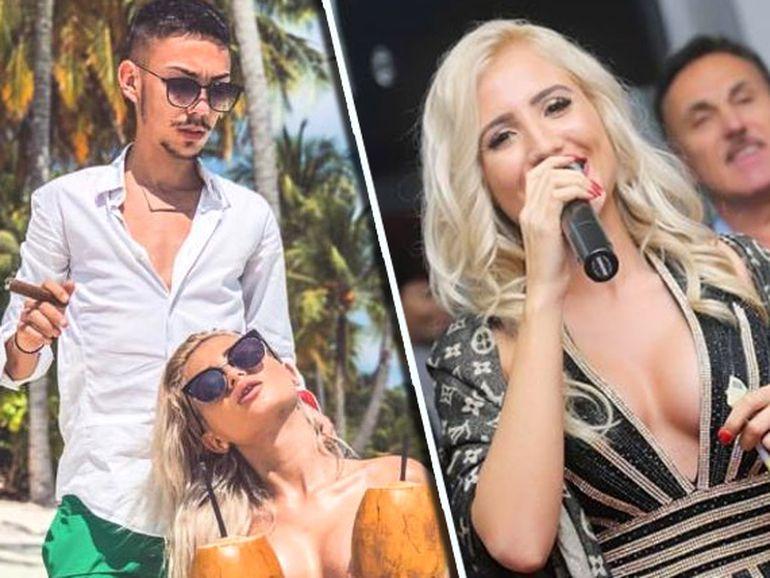 Show total acasă la Armin Nicoară! WOWbiz.ro a pătruns în intimitatea cuplului artistului cu frumoasa cântăreață Claudia Puican! Imagini EXCLUSIVE