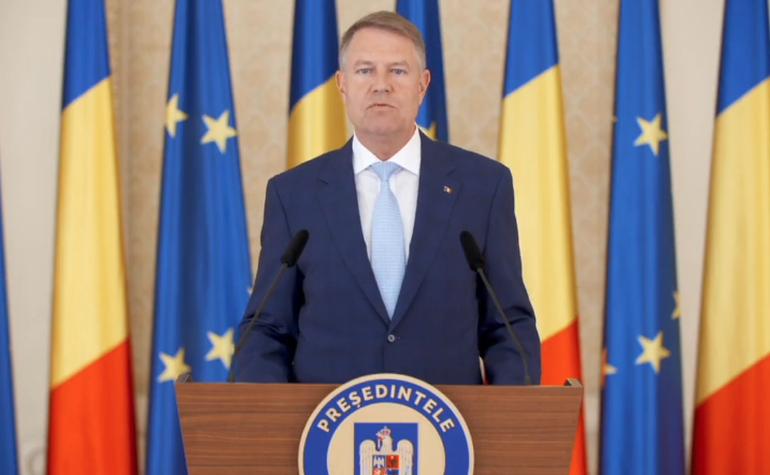"""Klaus Iohannis a emis decretul de prelungire a stării de urgenţă: """"O relaxare a restricţiilor, cum văd că cer cu inconştienţă unii politicieni…"""""""