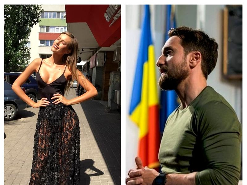 Video- bomba! Ce face Dani Oțil cu iubita manechin în izolare