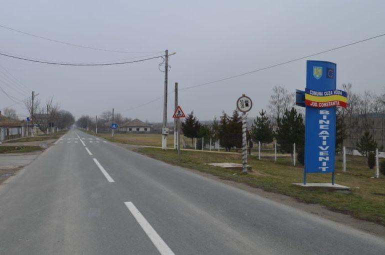 Încă un focar de infecție în România! Un cartier din comuna constănțeană Cuza Vodă a intrat în carantină