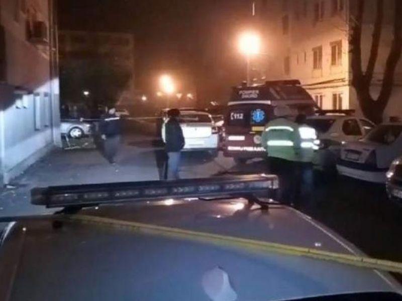 Bărbat din București, împușcat de polițiști în scara blocului! A murit la spital
