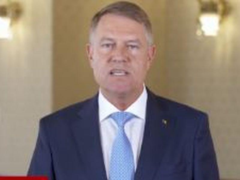 Preşedintele Klaus Iohannis,  noi măsurile pentru gestionarea epidemiei de coronavirus
