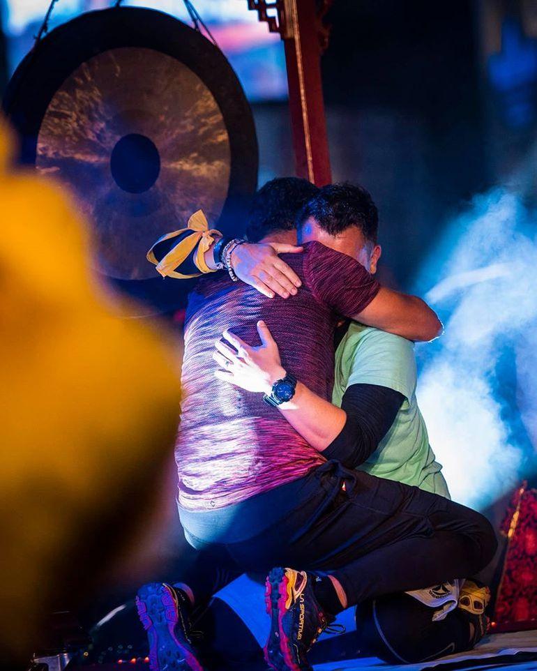 """Sorin Bontea, prima reacție după ce a câștigat Asia Express: """"Am câștigat un prieten pe viață, baiatu' meu, Răzvan Fodor"""""""