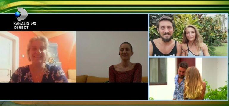 """Andrei de la Survivor România, întâlnire de gradul zero cu mătușa Karinei: """"Mie nu mi-a plăcut de tine..."""""""