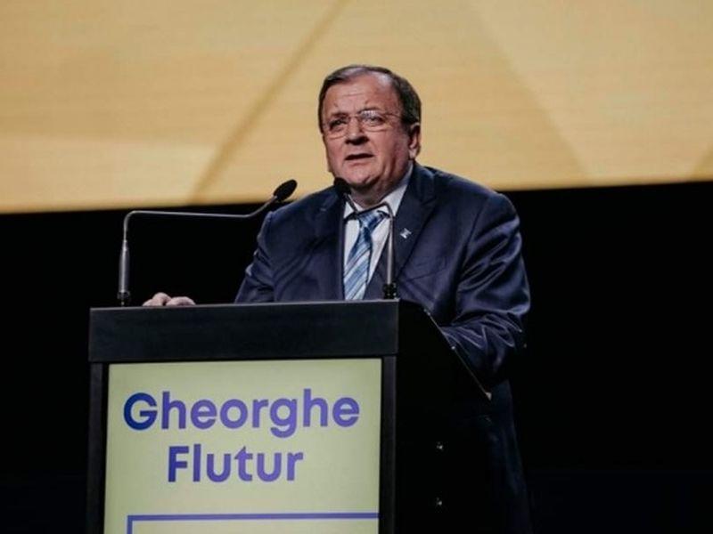 Gheorghe Flutur, testat cu prioritate pentru coronavirus