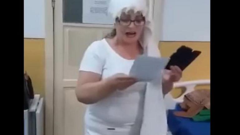 """Pedeapsă aspră pentru cadrele medicale din Botoșani care au interpretat """"Imnul COVID"""", devenit viral pe Facebook"""