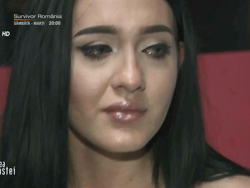 Bianca și-a cerut scuze în lacrimi pentru comportamentul ei