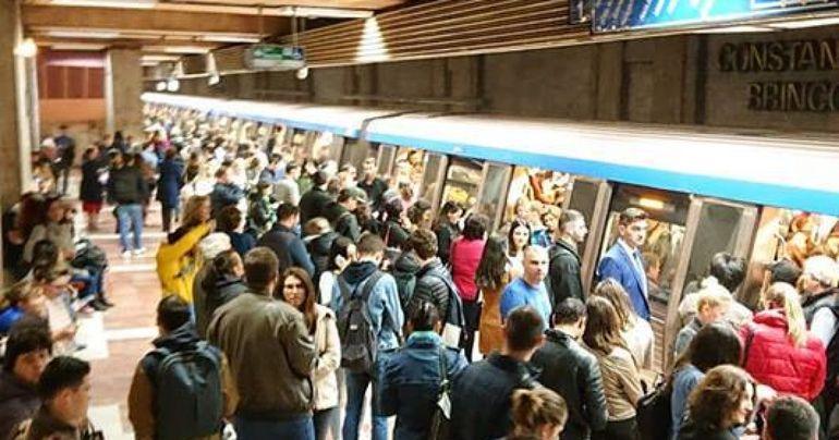 Măsuri speciale la metrou, pe durata stării de alertă! Ce trebuie să stie toată lumea